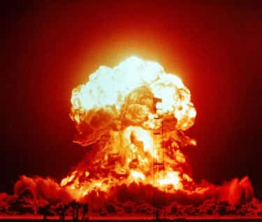 The Trinity Explosion is listed (or ranked) 2 on the list The Worst Explosions in U.S. History