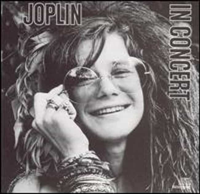 In Concert is listed (or ranked) 4 on the list The Best Janis Joplin Albums of All Time