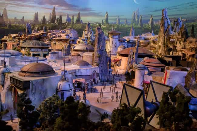It's A Whole New World is listed (or ranked) 4 on the list Everything You Should Know About the New Star Wars Land