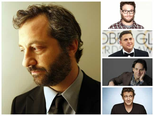 Team Apatow is listed (or ranked) 2 on the list Celebrity Posses You Wish You Could Hang Out With