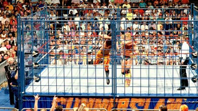 SummerSlam 1990 is listed (or ranked) 4 on the list The Best SummerSlams In History