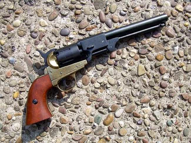 Colt Army Model 1860 is listed (or ranked) 4 on the list The Most Iconic Civil War Weapons