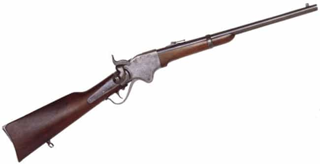 Spencer Rifle is listed (or ranked) 3 on the list The Most Iconic Civil War Weapons