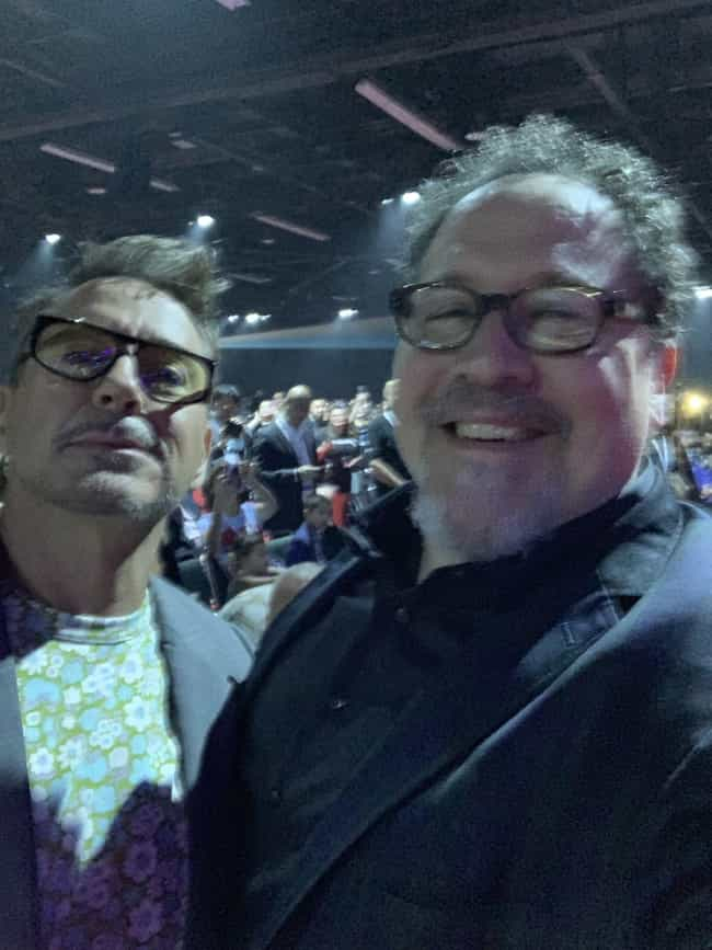 Favreau Wanted Downey Jr... is listed (or ranked) 1 on the list 20 Fun Facts About the Iron Man Movies