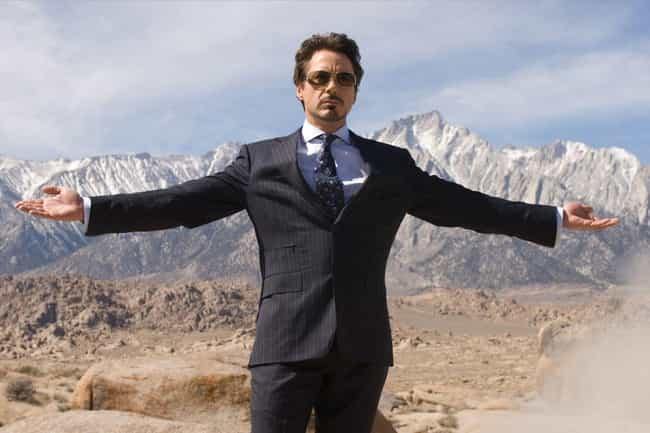 Combined, the Three Movi... is listed (or ranked) 2 on the list 20 Fun Facts About the Iron Man Movies