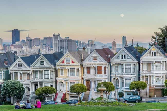 the full house house is listed or ranked 4 on the list - Houses Pic