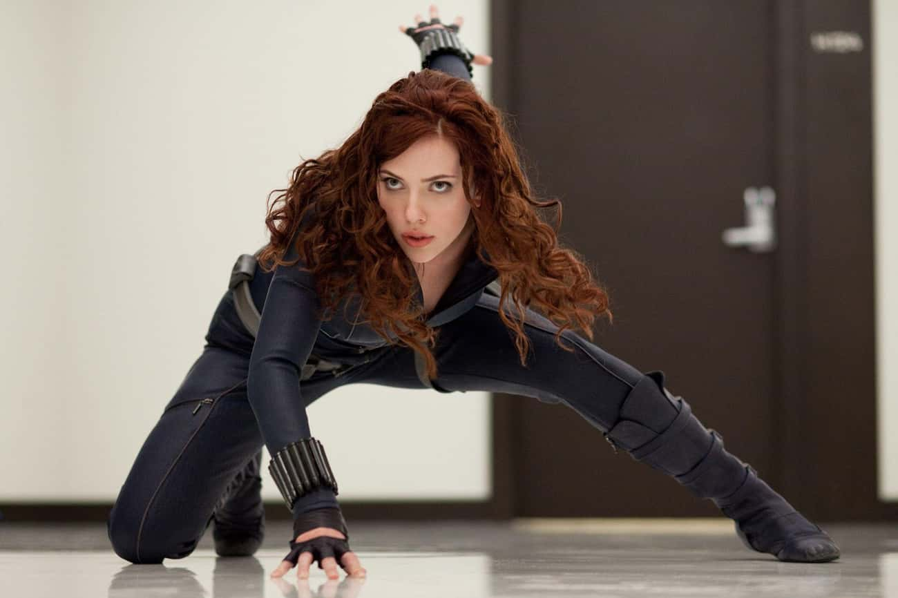 Scarlet Johansson was Preparin is listed (or ranked) 4 on the list 20 Fun Facts About the Iron Man Movies