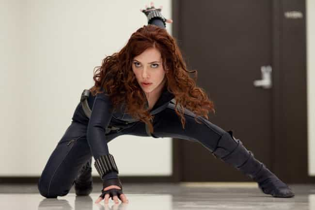 Scarlet Johansson was Preparin... is listed (or ranked) 4 on the list 33 Fun Facts About the Iron Man Movies