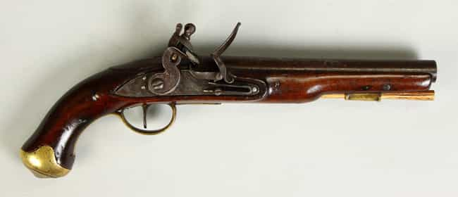 revolutionary war guns list of weapons used in the revolutionary war