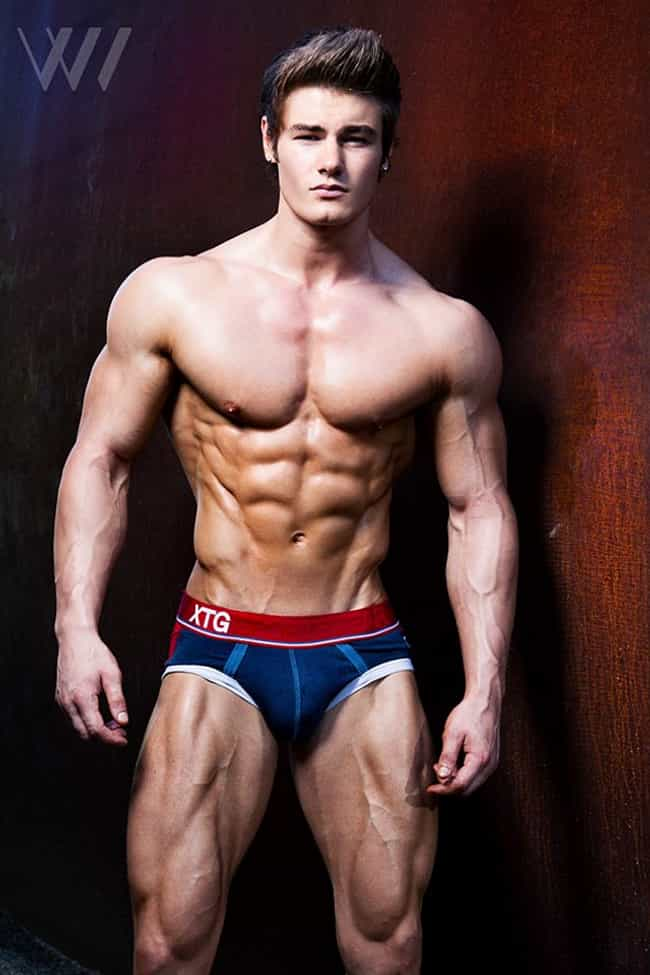 Jeff Seid is listed (or ranked) 2 on the list Hottest Male Bodybuilders