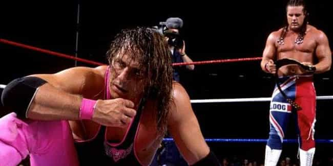 The British Bulldog vs. Bret H... is listed (or ranked) 4 on the list The Best SummerSlam Matches Of All Time