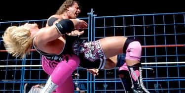 Bret Hart vs. Owen Hart is listed (or ranked) 2 on the list The Best SummerSlam Matches Of All Time