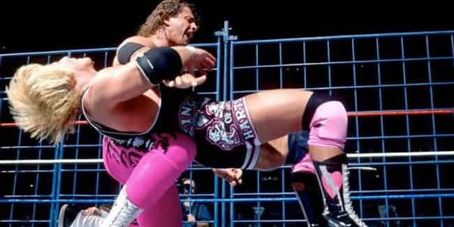 Bret Hart vs. Owen Hart is listed (or ranked) 3 on the list The Best SummerSlam Matches Of All Time
