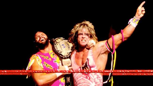 Ultimate Warrior vs. Randy Sav... is listed (or ranked) 1 on the list The Best SummerSlam Matches Of All Time