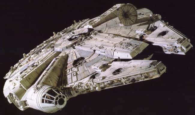 Millennium Falcon is listed (or ranked) 1 on the list Sci-Fi Spaceships You'd Love to Fly