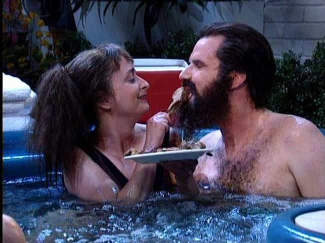 Hot Tub Lovers is listed (or ranked) 8 on the list The Best SNL Skits Where the Cast Can't Stop Laughing