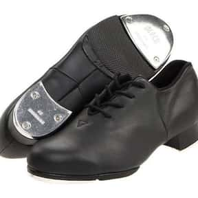 Bloch is listed (or ranked) 1 on the list The Best Tap Shoe Brands