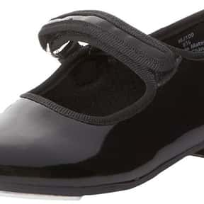 Dance Class is listed (or ranked) 21 on the list The Best Tap Shoe Brands