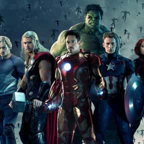 Superhero Movies is listed (or ranked) 3 on the list Things That Aren't Nerdy Anymore