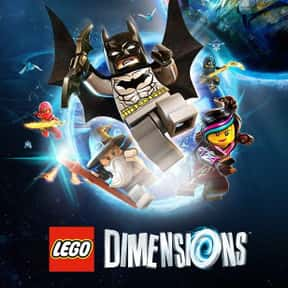 Lego Dimensions is listed (or ranked) 25 on the list The Best PlayStation 4 Party Games