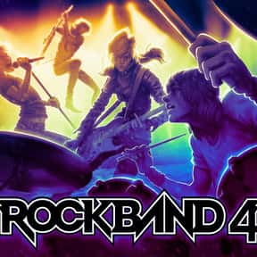 Rock Band 4 is listed (or ranked) 16 on the list The Best PlayStation 4 Party Games