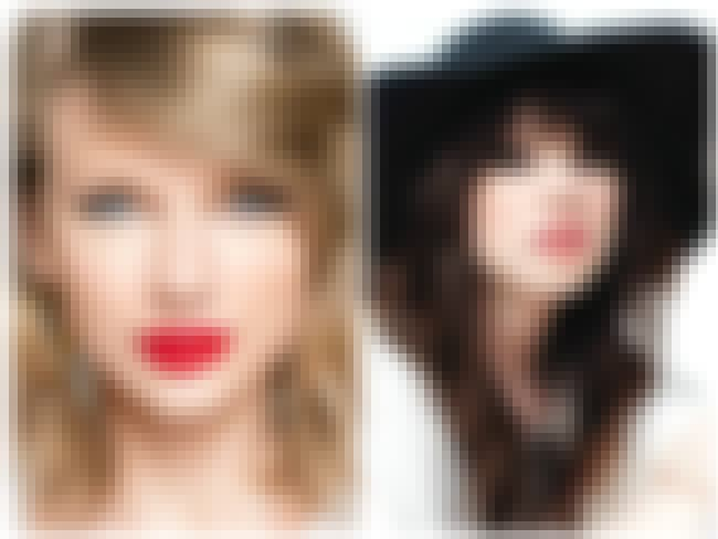 Taylor Swift vs. Carly Rae Jep... is listed (or ranked) 1 on the list Celebrities You'd Like to See Have Beef