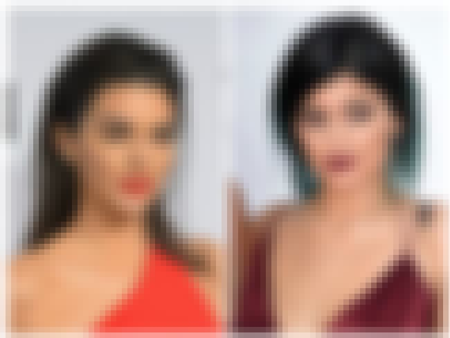 Kendall Jenner vs. Kylie Jenne... is listed (or ranked) 3 on the list Celebrities You'd Like to See Have Beef