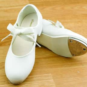 Dancing Fair is listed (or ranked) 11 on the list The Best Tap Shoe Brands