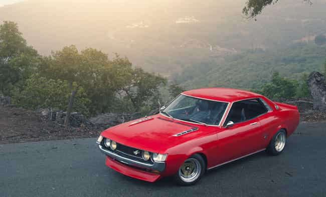 First Generation Toyota Celica is listed (or ranked) 2 on the list 15 Cars That Are Trying to Look Like Other Cars