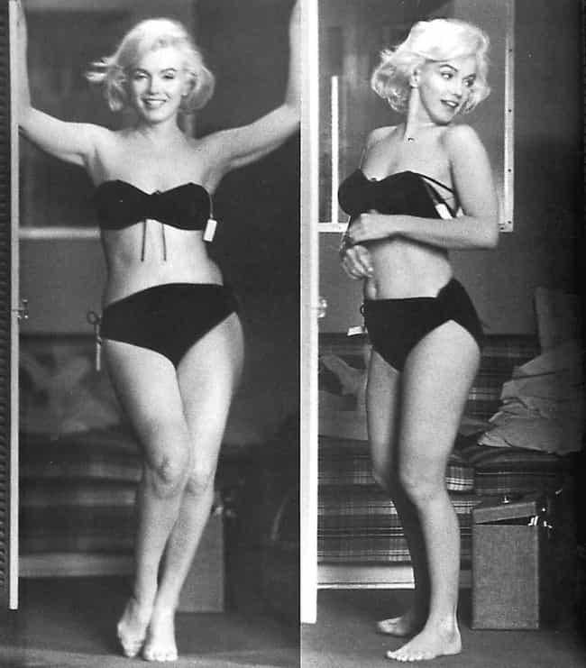 The Hottest Marilyn Monroe Bikini Pictures - ViraLuck