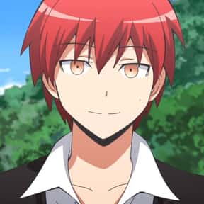 Karma Akabane is listed (or ranked) 13 on the list The Smartest Anime Characters of All Time