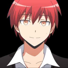Karma Akabane is listed (or ranked) 15 on the list The Best Anime Characters With Red Hair