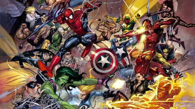 Iron Man and Captain America L... is listed (or ranked) 2 on the list 20 Things You Need To Know About Marvel's Civil War