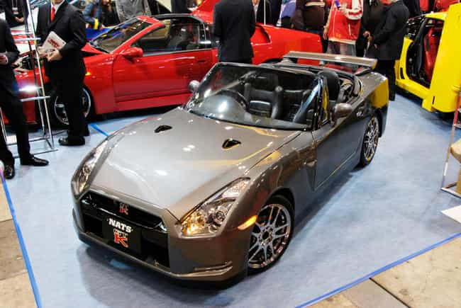 NATS GT-K is listed (or ranked) 3 on the list 15 Cars That Are Trying to Look Like Other Cars