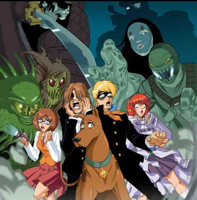 Scooby Doo is listed (or ranked) 4 on the list Amazing Drawings of Cartoon Network Characters Drawn Anime Style