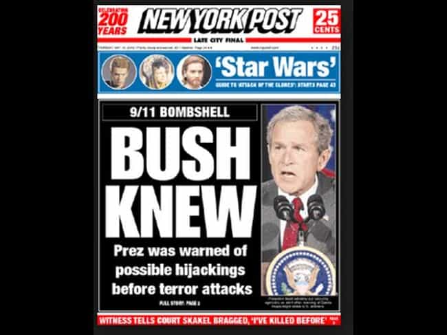 'The Government Allowed It To ... is listed (or ranked) 2 on the list 9/11 Conspiracy Theories, Debunked