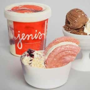 Jeni's Splendid Ice Cream is listed (or ranked) 19 on the list The Best Ice Cream Brands