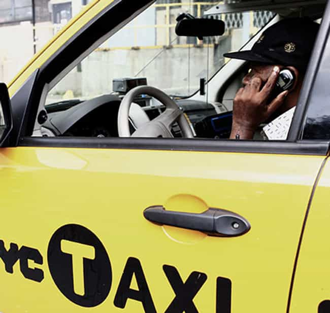 The Cabbies Who Talk on Their ... is listed (or ranked) 4 on the list 30 Reasons Why Everyone Hates Taxi Cabs