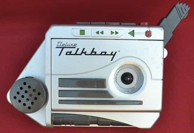 Talkboy is listed (or ranked) 2 on the list 20 Discontinued Items You Can Still Buy on eBay