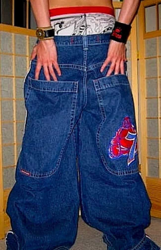 Jncos is listed (or ranked) 4 on the list 20 Discontinued Items You Can Still Buy on eBay