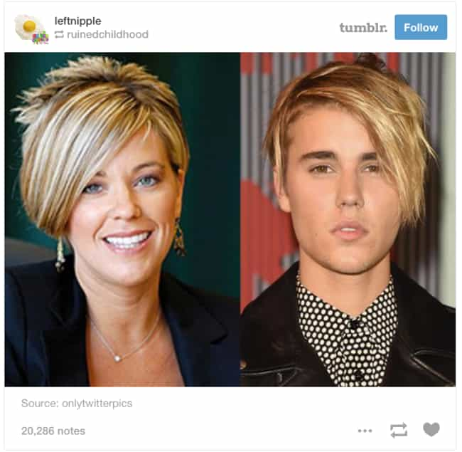 The Internet Reacts To Justin Biebers Hair At The VMAs - Best reactions to justin bieber arrest