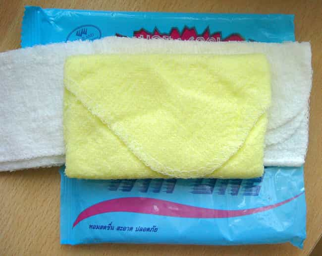 Baby Wipes is listed (or ranked) 2 on the list What Soldiers Really Want in Their Care Packages