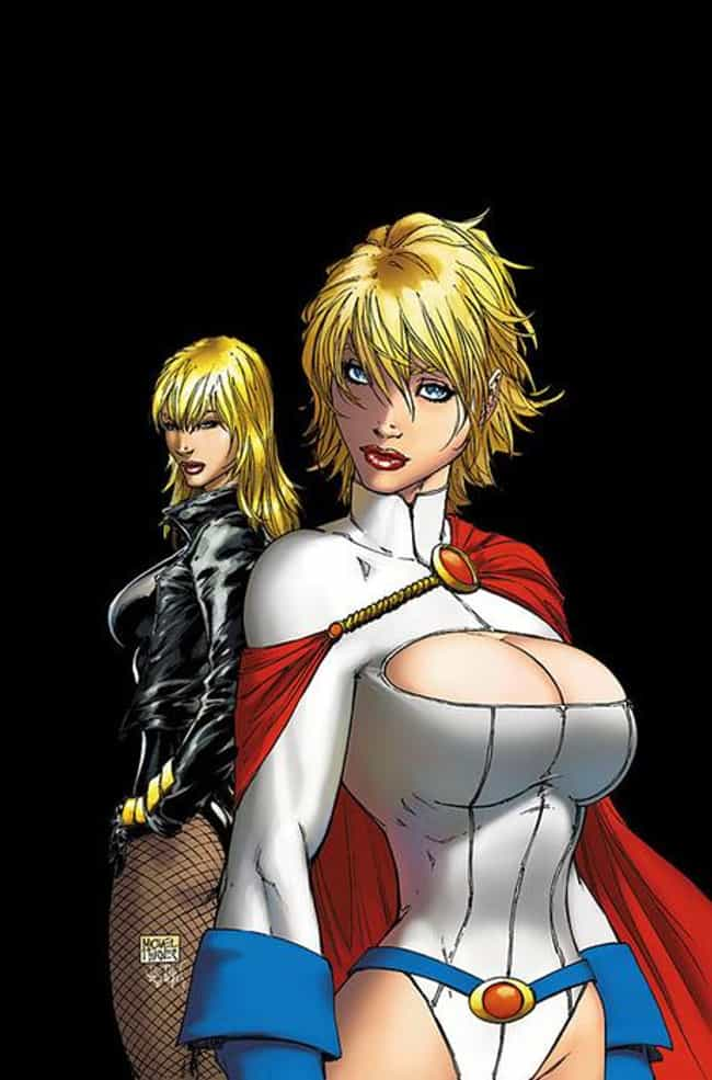 Power Girl's Busty Window is listed (or ranked) 3 on the list The Most Sexist Moments in Comics