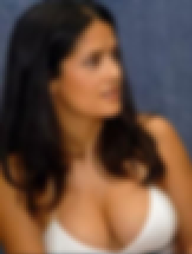 Salma Hayek Really Can't B... is listed (or ranked) 1 on the list The 49 Absolute Best Pictures of Salma Hayek