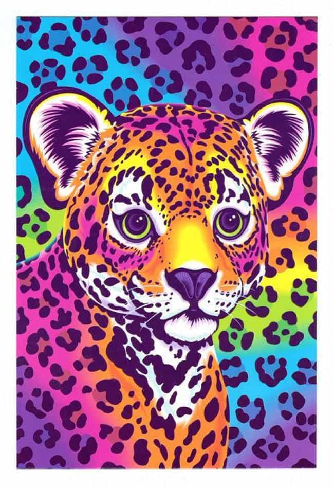That One Leopard is listed (or ranked) 1 on the list The Best Lisa Frank Animals
