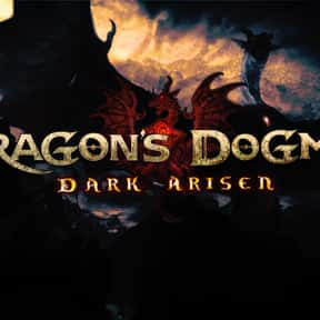 Dragon's Dogma Dark Arisen is listed (or ranked) 15 on the list The Best Fantasy Games Of All Time