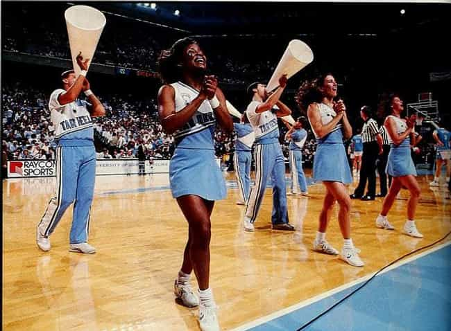 18 Years of Cheating at UNC is listed (or ranked) 4 on the list The Most Salacious College Sports Cheating Scandals