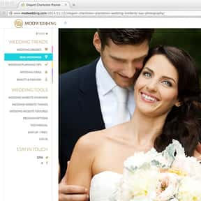 ModWedding is listed (or ranked) 11 on the list The Best Free Wedding Websites