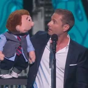 """Paul Zerdin is listed (or ranked) 20 on the list The Best """"America's Got Talent"""" Acts"""