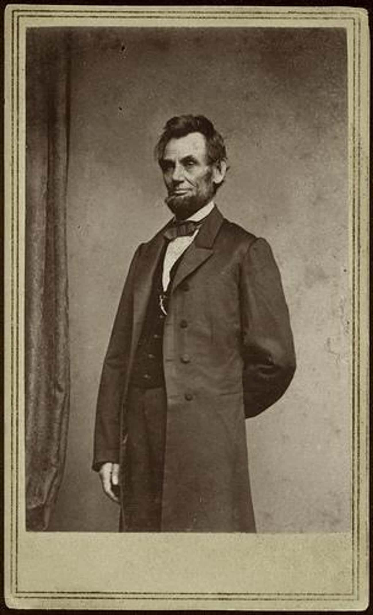 The Gettysburg Address is listed (or ranked) 1 on the list The Best Presidential Speeches of All Time